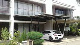 Disewakan Rumah Model Minimalis Modern-Elegan Full Furnished di Bekasi