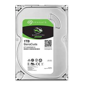 New Seagate Barracuda 1 TB Desktop Hard Disk @ Just Rs 3,100 Only...