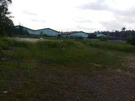 Dijual Tanah darat 8000m cocok untuk industri/gudang
