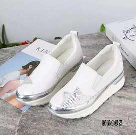 Sepatu Import wedges Wanita