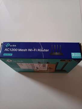 Mesh Wi-Fi router