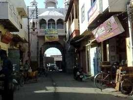 shop for sale  at kharar main bazar paka darwaza