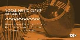 Music Class in Garia - Indian Classical, Ghazal & contemporary music