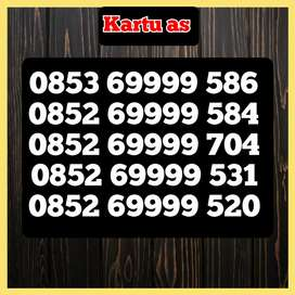 Perdana nomor cantik telkomsel sakti