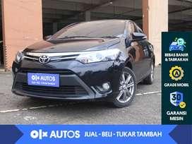 [OLXAutos] Toyota Vios 1.5 G A/T 2014 Hitam