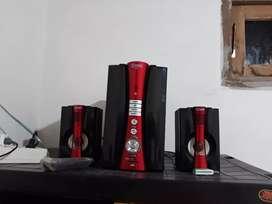 Speaker aktif GMC