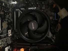 PC Gaming Budget e-Sports (Ryzen 5, RX570 8 GB, RAM 16GB, SSD 256)