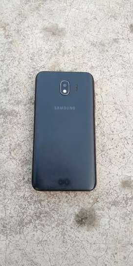 Samsung j4 nine month  old