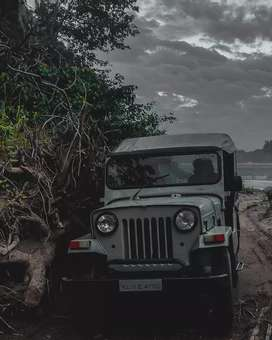 Mahindra Jeep 1996 Diesel Well Maintained