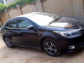 Toyota corolla altis 1.6 facelift for sale urgently