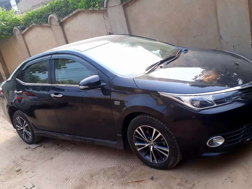 Toyota corolla altis 1.6 facelift for sale urgently 0