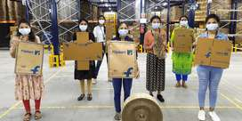 LUCKNOW LOCATION HIRING FOR DELIVERY BOYS & PACKING EXECUTIVE