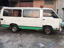 Toyota hiace 1986 15 local seats set