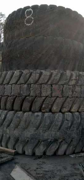 All types of old Tyre are available.