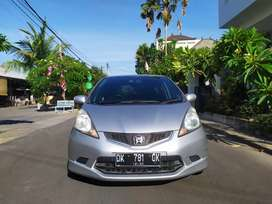 Honda Jazz RS 2010 AT Silver Aslibali TT Yaris Swift Agya Brio Splash