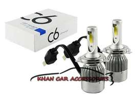 C6 LED SMD HID H4