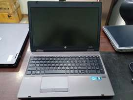 HP Probook i5 3rd with 1GB GFX , 15.6 Screen Numpad