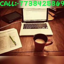 Home Based Work With Perfect Earning/ LAPTOP OR PC REQUIRED