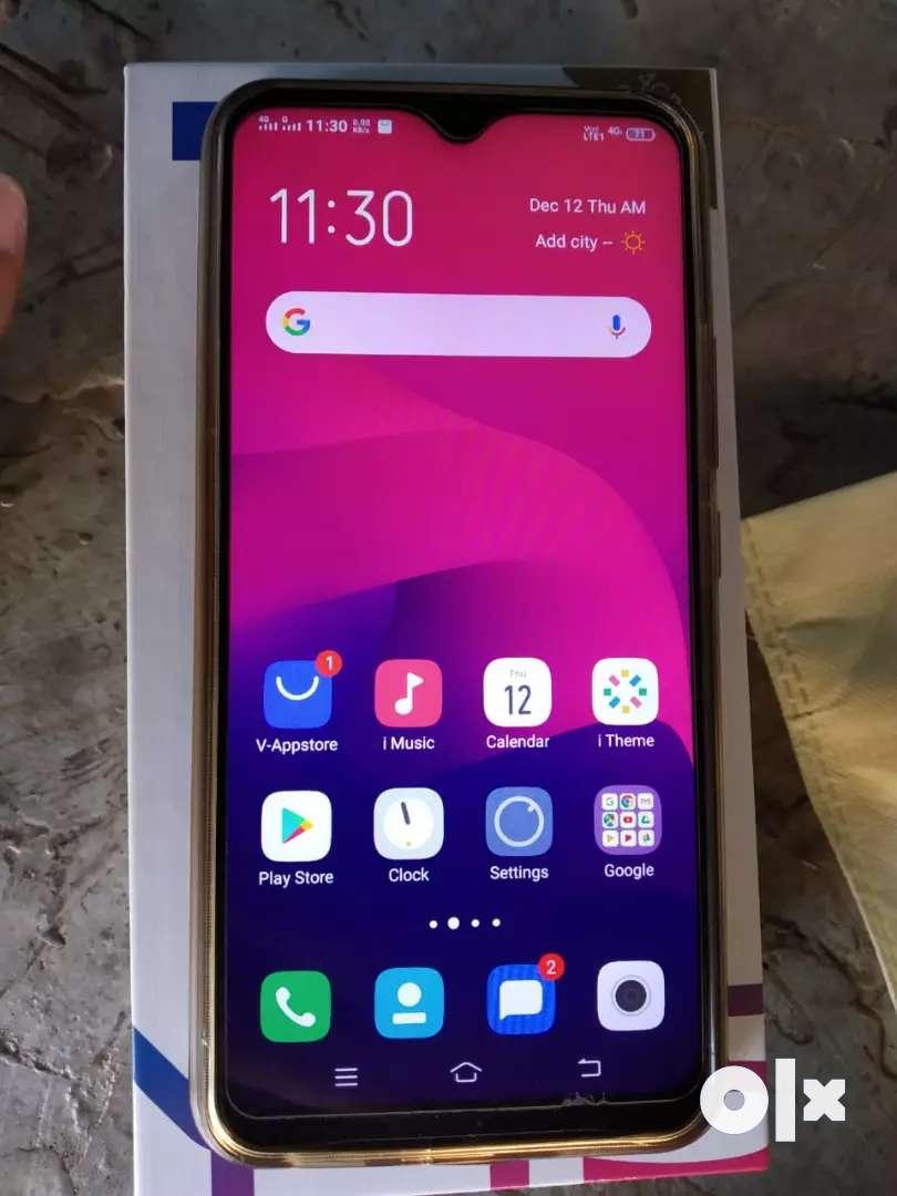 4 months old my new phone 4gb ram 64gb rom 0