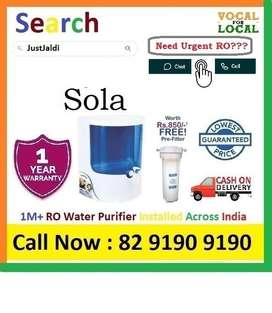 "Sola RO Water Filter Water Purifier Dolphin COD 9L  Click ""Follow"" to"