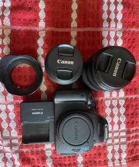 Canon 700d for sale