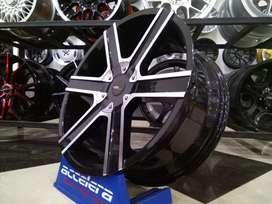 velg yang pas untuk mobil pajero ring 22