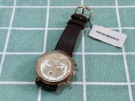 Jam tangan Emporio Armani Aviator murah original