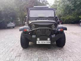 Mahindra Thar Diesel Well maintained