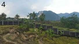 Tanah di Telaga Remis full tembok keliling