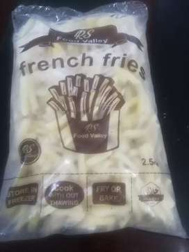 Frozen French Fries high quality