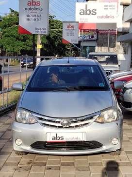 Toyota Etios VXD, 2012, Diesel
