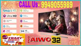 """Diwali Offers New neo aiwo 40"""" Android Ultimate Pro 4k ledtv"""