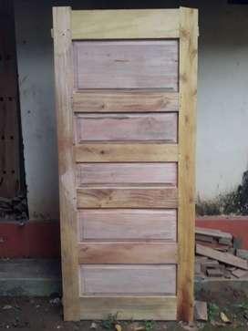 wood door @4000