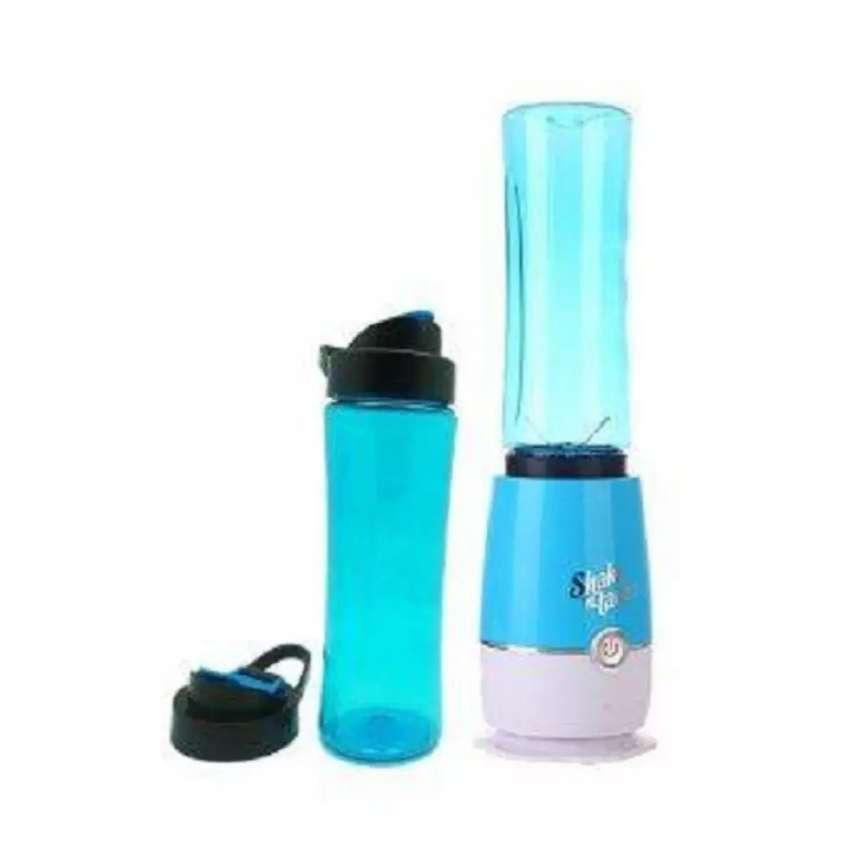 blender mini - gratis 2 botol - portable - simple praktis blender jus