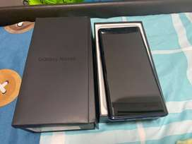 brand new Samsung galaxy note 9 available with box