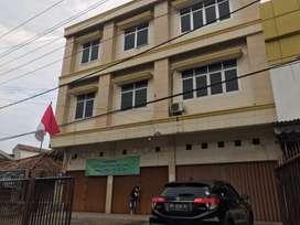 Disewakan Ruko Veteran Palembang
