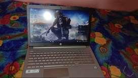 HP laptop i3 7th