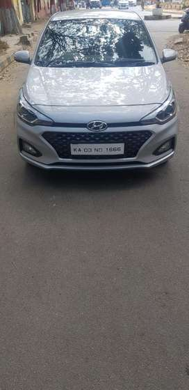 Hyundai I20 Asta 1.4 CRDI with AVN 6 Speed, 2018, Diesel