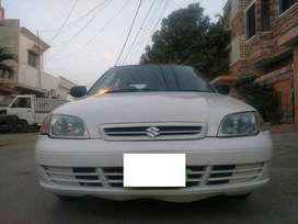 SUZUKI CULTUS 2008 (GET ON EASY INSTALLMENT)