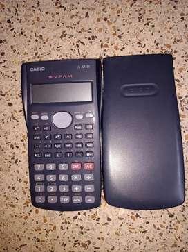 CASIO company Calculator...