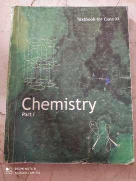 NCERT Chemistry XI(Part I&Part II)