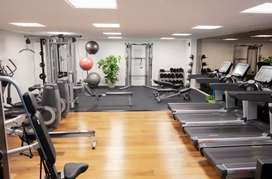 Partners invited for running fintness centre cum gym