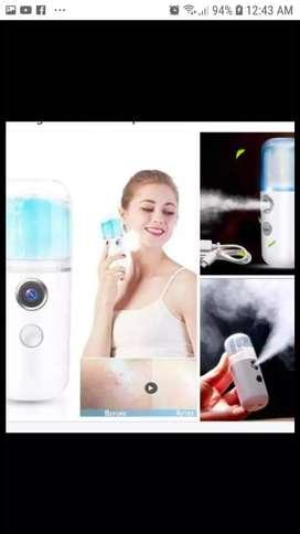 sanitize all car room money keys Mist sprayer