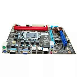 Lapcare , mother board + i 3 first gen+ 2gb ram