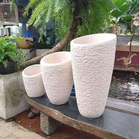 Dijual pot vas satu 1 set