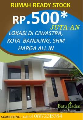 Promo Rumah murah kodya bandung