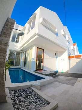 Dijual villa gree baru minimalis modern Sading house 2 Sading
