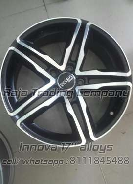 "Innova 17"" Alloy Wheel - Desin Name : INRA05"