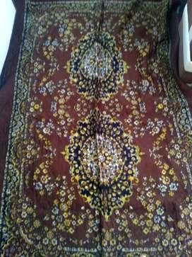 Multicolor carpet