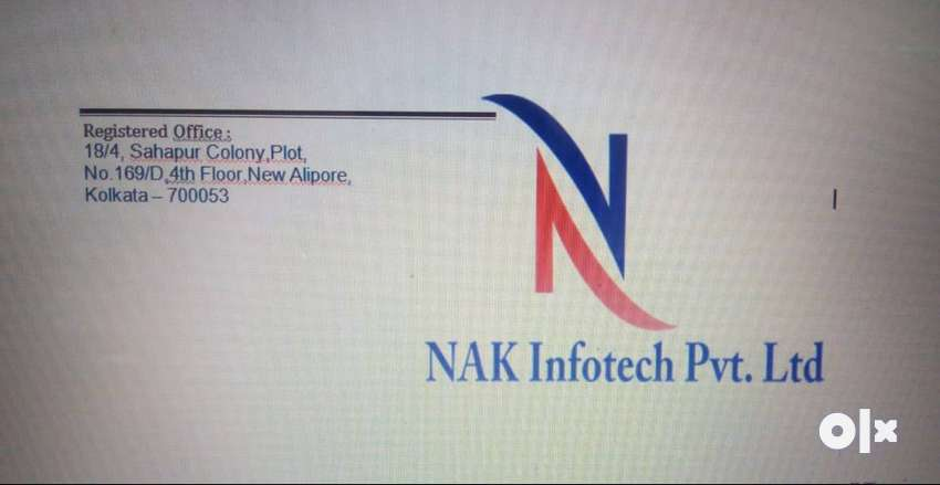 Urgently required Website developer for NAK Infotech Pvt Ltd